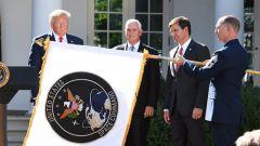 """美太空司令部成立了 建""""太空军""""还远吗?"""