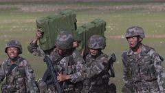 西藏军区:极限训练磨砺高原特种兵