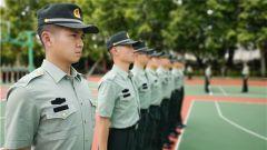 国防科技大学开展2019级硕士学员入学入伍教育训练