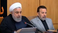 鲁哈尼:伊朗将进一步中止履行伊核协议