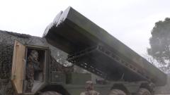 火箭军某导弹旅组织跨昼夜连续火力突击演练
