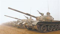 59式坦克:铁骑纵横六十年