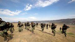 武警部队建设发展巡礼——武警新疆总队