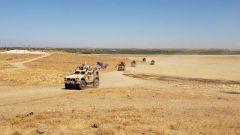 叙利亚强烈谴责土美在叙北部联合巡逻