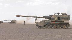 【聚焦实战化演兵场】西北戈壁 多炮种跨昼夜联合打击