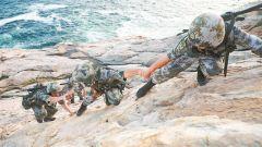 8名退伍老兵:离别之际,再踏海防巡逻路