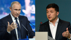 俄乌总统积极评价互换被扣押人员