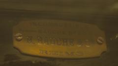 """1958年进口 1.5吨重 这个保密柜曾存放""""两弹""""绝密资料"""