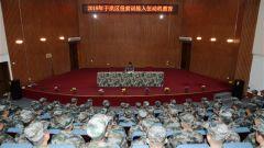 辽宁沈阳:开展役前教育训练 助力准新兵迈好军旅第一步