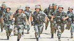猛虎連隊猛虎兵——新疆軍區某紅軍團一營三連淬煉精兵記事