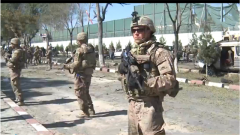 """回顾""""9·11事件""""影响  阿富汗民众:美从未想让阿实现和平"""