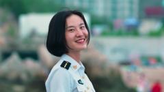 英气逼人 惊艳出镜  网友直呼:海军大连舰艇学院 我想去!