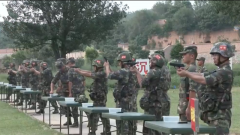 【直击演训一线】火箭军某基地群众性练兵比武拉开战幕