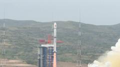 太原卫星发射中心成功发射资源一号02D卫星