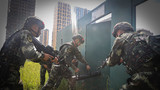 房間突入戰術訓練