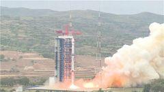 我国成功发射资源一号02D卫星