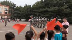 解放军和武警各部队官兵以多种形式庆祝中秋节