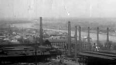 一段老影像 带你看一看武汉工业区旧貌
