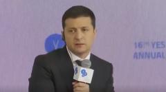 乌克兰总统盼谈判结束乌东部冲突