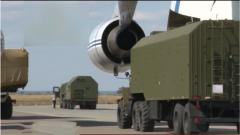 土耳其:第二批俄制S-400防空导弹交付完成