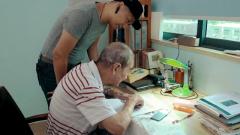 87岁老兵回忆过往:最后的任务没有完成 很遗憾!