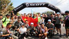 黎巴嫩:中国维和官兵在联黎铁人三项比赛中获佳绩