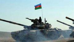 阿塞拜疆举行大规模军事演习