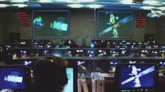 太空司令部首秀!美军为何急于演练太空战