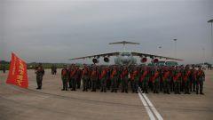 中国第23批赴刚果(金)维和工兵分队第一梯队,今日出征!