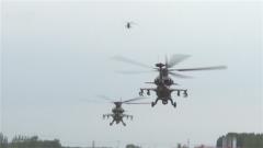 探秘陆航部队:多机型跨昼夜火力突袭
