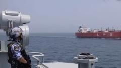 海军第三十三批护航编队顺利完成首批护航任务