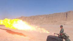 海拔4200米 实弹射击考核在大雪中展开