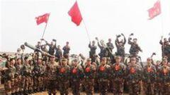"""西藏军区组织民兵开展""""创破纪录""""比武竞赛"""