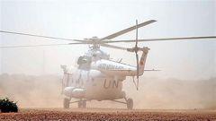 中国第三批赴苏丹维和直升机分队圆满完成多机运输任务