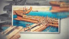 今日看历史·公元前480年 萨拉米斯海战:300VS1000 希腊舰队以弱胜强