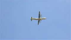 飞行风速突变为0 极端现象让中国空军运-9机组瞬间紧张