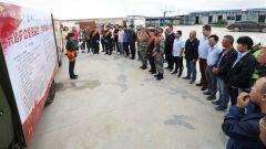 二连浩特:军警联合 宣讲边防政策法律法规