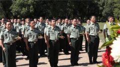陆军第73集团军:走入革命圣地 追寻使命初心