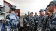 中部战区空军地导某旅开展安全管理骨干集训