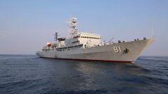 新闻链接:中国海军远洋航海训练舰家族