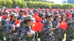 【全民国防教育日】赞颂辉煌成就 军民同心筑梦