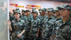 解放军和武警部队展开多样活动进行国防教育