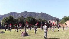 陆军第73集团军某新兵团:多课目连贯演示 激发新兵训练热情