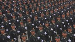 【直击2019阅兵训练场】揭秘!操控大国重器的火箭军受阅方队