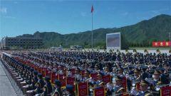 【直击阅兵训练场】联合军乐团:千人同奏阅兵新曲
