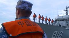 """舰艇官兵也会晕船?是时候展现艇员人手一个的""""神器""""了"""