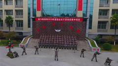 陆军第72集团军组织合唱比赛为新中国成立70周年献礼