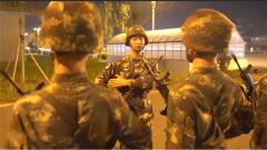 """阅兵方队里的故事: 班长黄皓和他的""""阅兵班"""""""