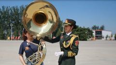 【大成小秀】这就是即将亮相阅兵场的解放军联合军乐团队员