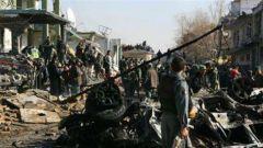 阿富汗总统选举 多地发生袭击